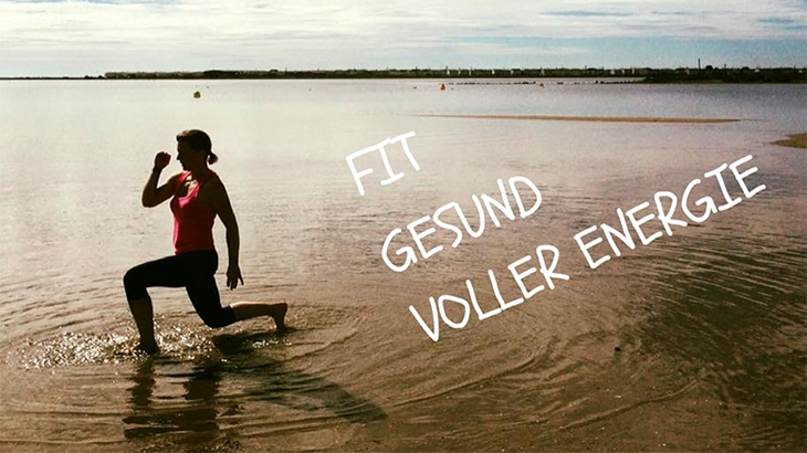 Video fit gesund voller energie