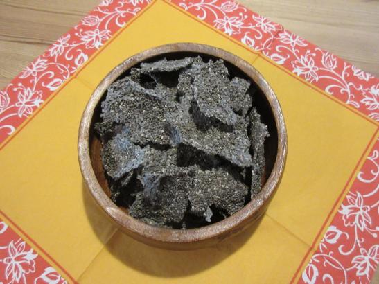 Kraecker aus Chiasamen