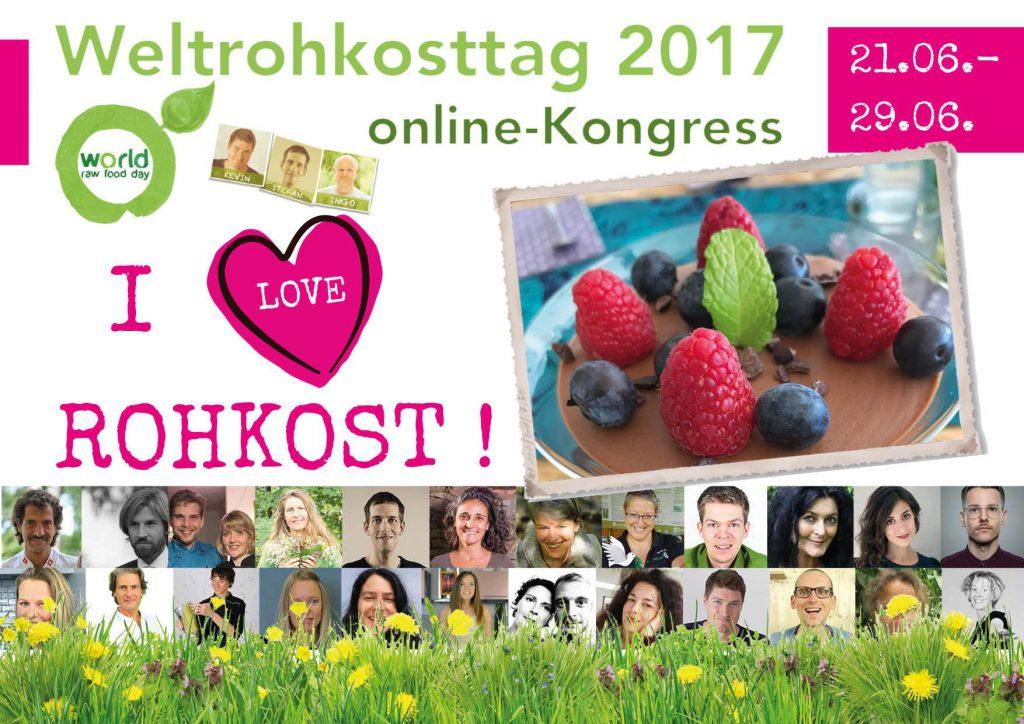 Banner Rohkostagkongress