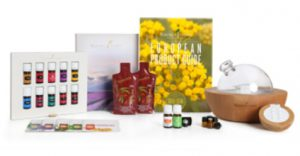 Young Living Starterset Premium Aria
