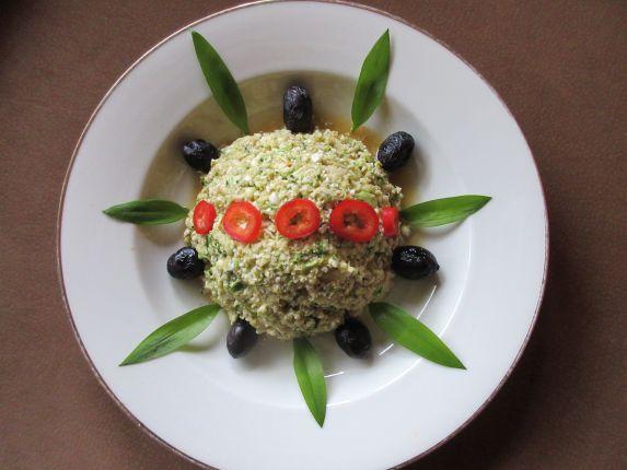 Reis aus Blumenkohl