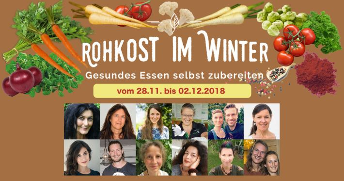 Minikongress Winter Rohkost